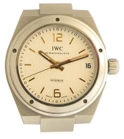 IWC Ingenieur Kaliber 30110 einregulieren
